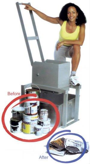 Manual Can Press