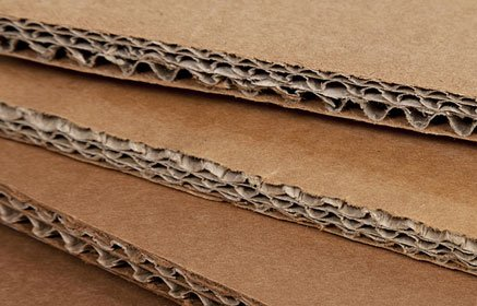 Close-up of cardboard