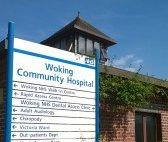 Woking-Hospital