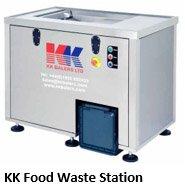 Food waste station