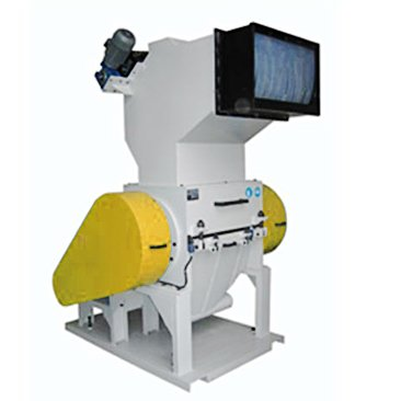 Yellow medium capacity granulator