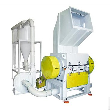 High capacity granulator